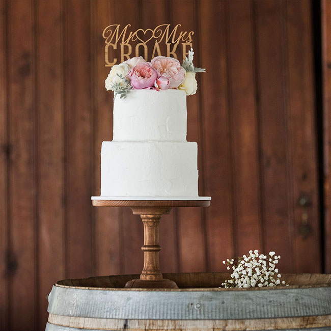 wooden cake stand for sale